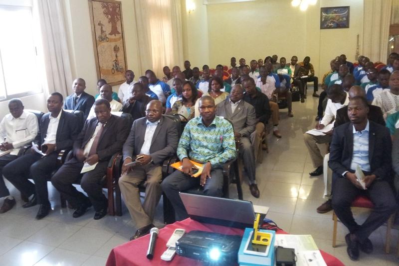 Les acteurs de l'éducation et les partenaires sont venus témoigner leur soutien
