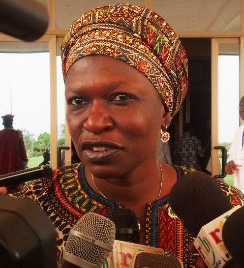Bintou Diallo épouse BARRO, DG de API-BF