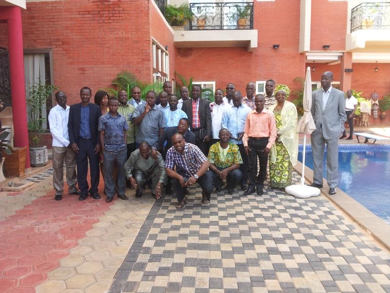 L'ensemble des participants et formateurs ont été satisfaits des résultats de l'atelier.