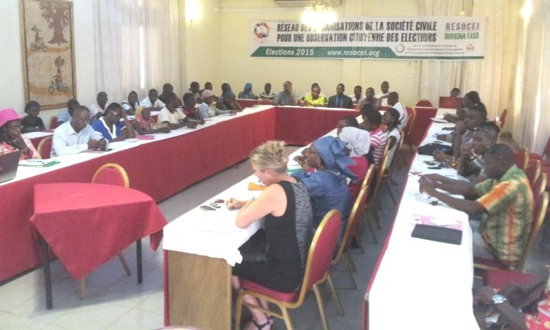 Les partenaires et les représentants des observateurs se sont engagés à accompagner l'initiative.