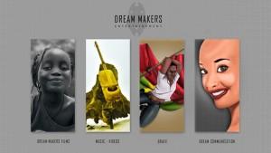 Champs d'action de Dream Makers