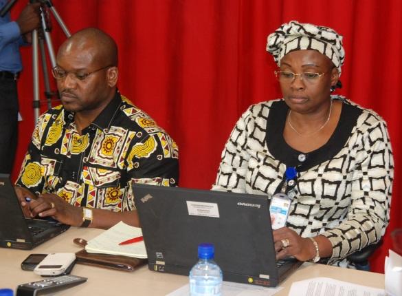 Mariam Diop, Economiste pays de la Banque mondiale pour le Burkina Faso.