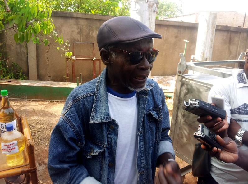 """Soungalo Koné: '""""c'est l'innovation qui m'a amené dans le bandji"""""""