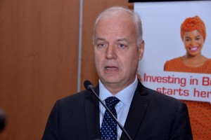 Bruno Mettling, représentant du MEDEF