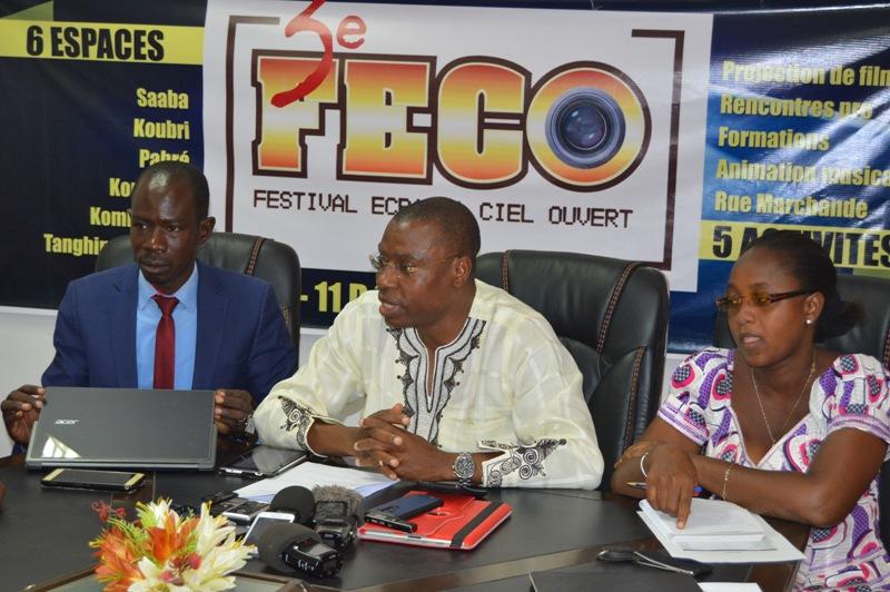 Le comité de pilotage du FECO