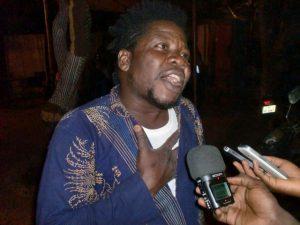 Bonsa Hamidou, artiste chanteur et comédien burkinabè