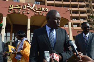 Mabingue Ngom, directeur régional de UNFPA