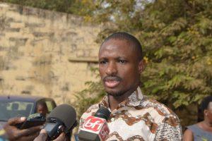 Abdoulaye Coulibaly,directeur général du contrôle économique et de la répression des fraudes,