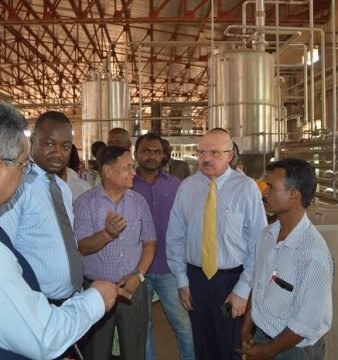 Société de Transformation des fruits et légumes de Loumbila : Bientôt la reprise des travaux