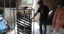 Eugene Rouamba, un électricien de formation et directeur de l'entreprise M'Yaaba