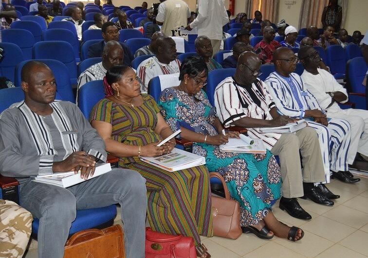La première session 2018 du comité national du PADEL à Kaya dans la région du Centre-Nord