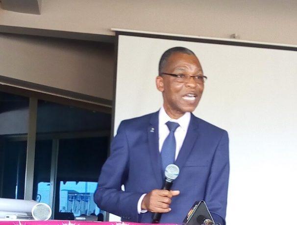 Cléophas Boladji Houngbedji, directeur du commerce de l'UEMOA