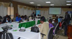 Atelier de formation sur la modernisation et de la sécurisation des titres de transports