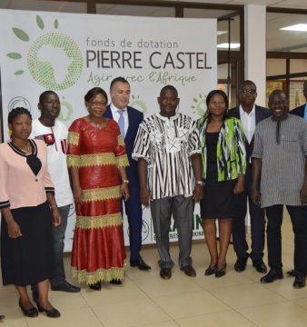 Twitter Le Fonds de dotation Pierre Castel Bordeaux/Afrique