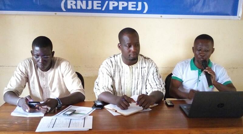 Le Réseau national des jeunes entrepreneurs du programme de promotion de l'entrepreneuriat des jeunes