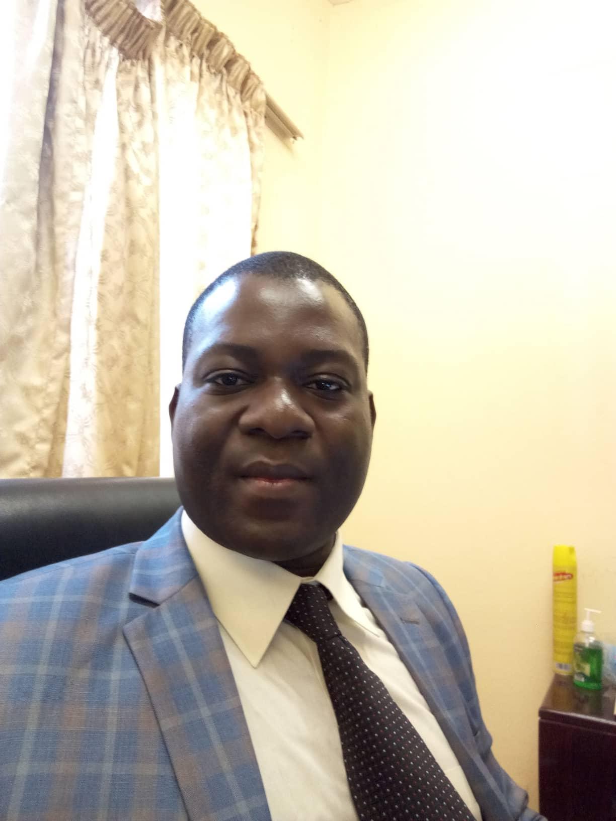 Tidiane Kaboré Chargé d'études à la Direction Générale des impôts