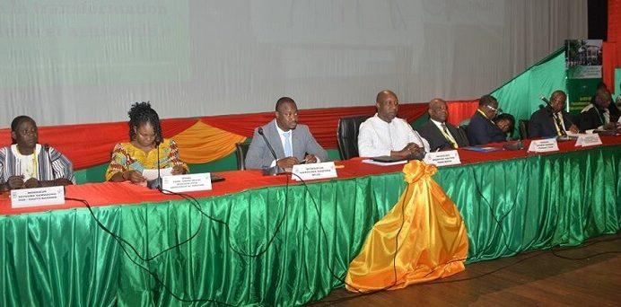 rencontre nationale du Cadre de concertation et d'orientation pour le dialogue Etat/Secteur privé (CODESP)