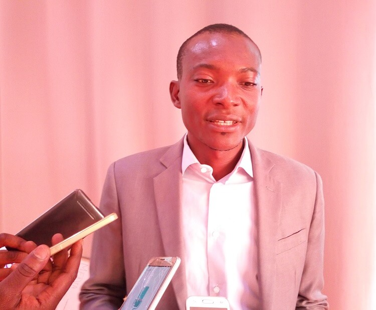 Souleymane Ouédraogo, directeur en charge des échanges commerciaux au Burkina Faso