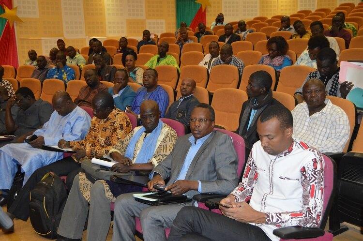 Atelier national portant sur la problématique de la fiscalité des médias privés au Burkina Faso
