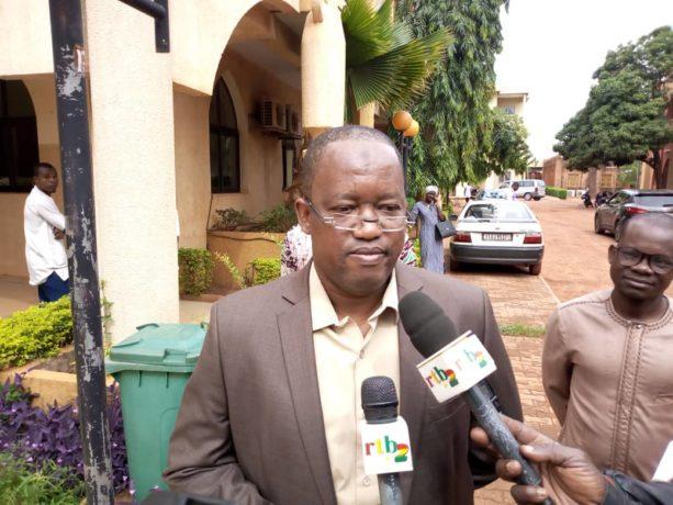 Issa Sawadogo, Directeur de la métrologie