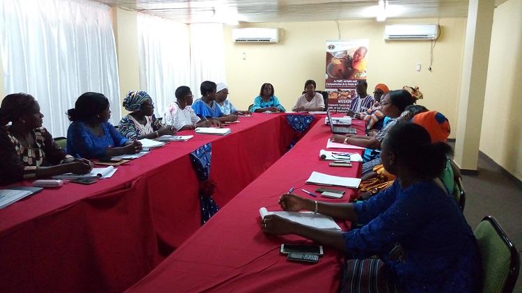 La direction générale du FAARF et les services déconcentrés ont organisé un atelier bilan à mi-parcours