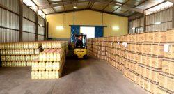 importation d'huile