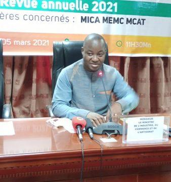 Cadre sectoriel de dialogue « transformations industrielles et artisanales »