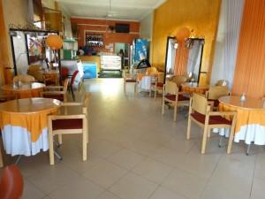 Une salle de LAO Restaurant