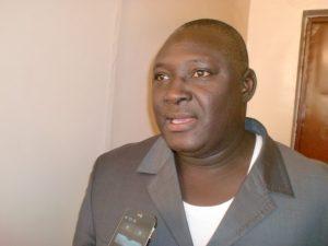 Maurice Moctar Zongo, maire de Koudougou