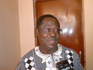 Léopold Somé, président de GERDDES Burkina