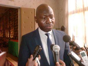 Cheick Kanté, le représentant des PTF,