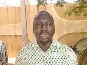 Yacouba Kientéga, le SG du SNAI