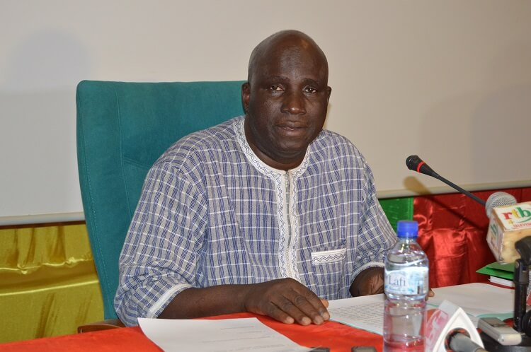 Salifou Ouédraogo, le nouveau ministre en charge de l'agriculture
