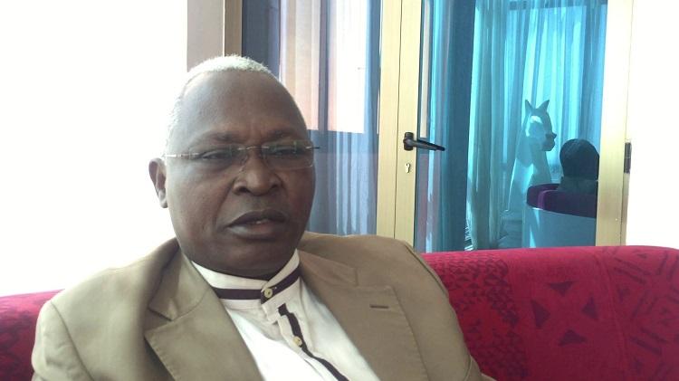 Justin Jean Baptiste Bouda, Président de chambre, chargé de contrôle des opérations de l'Etat de la Cour des comptes