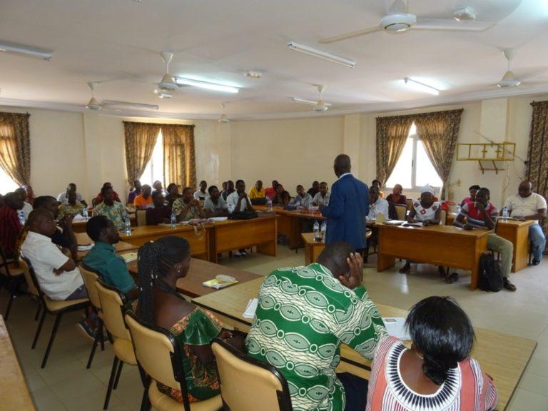 La formation sur l'information boursière du 12 au 14 mars à Koudougou
