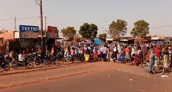 Des commerçants réclament l'ouverture du marché de Dassasgho