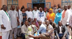 Conseil national de l'économie informelle du Burkina Faso (CNEI-BF)